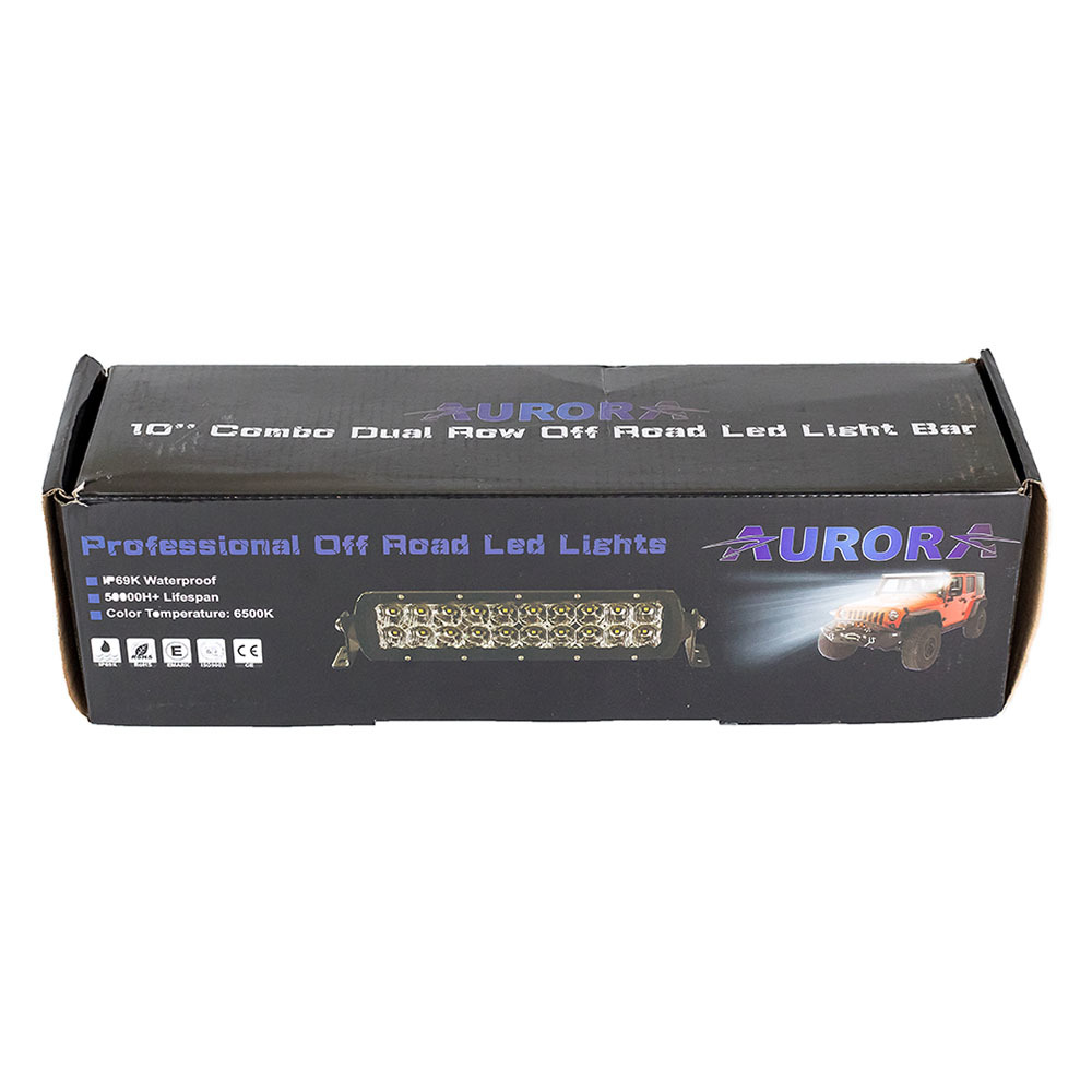 Фара Aurora 10 комбинированного инфракрасного света ALO-HD5-10-P4F ALO-HD5-10-P4F