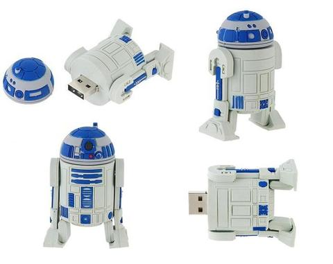 Star Wars — USB 2.0 Flash Memory Drive 8Gb