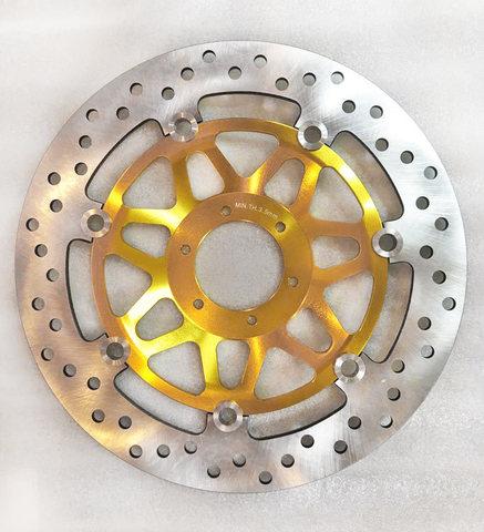 Передние тормозные диски (2 шт.) для Honda CB 400 VTEC