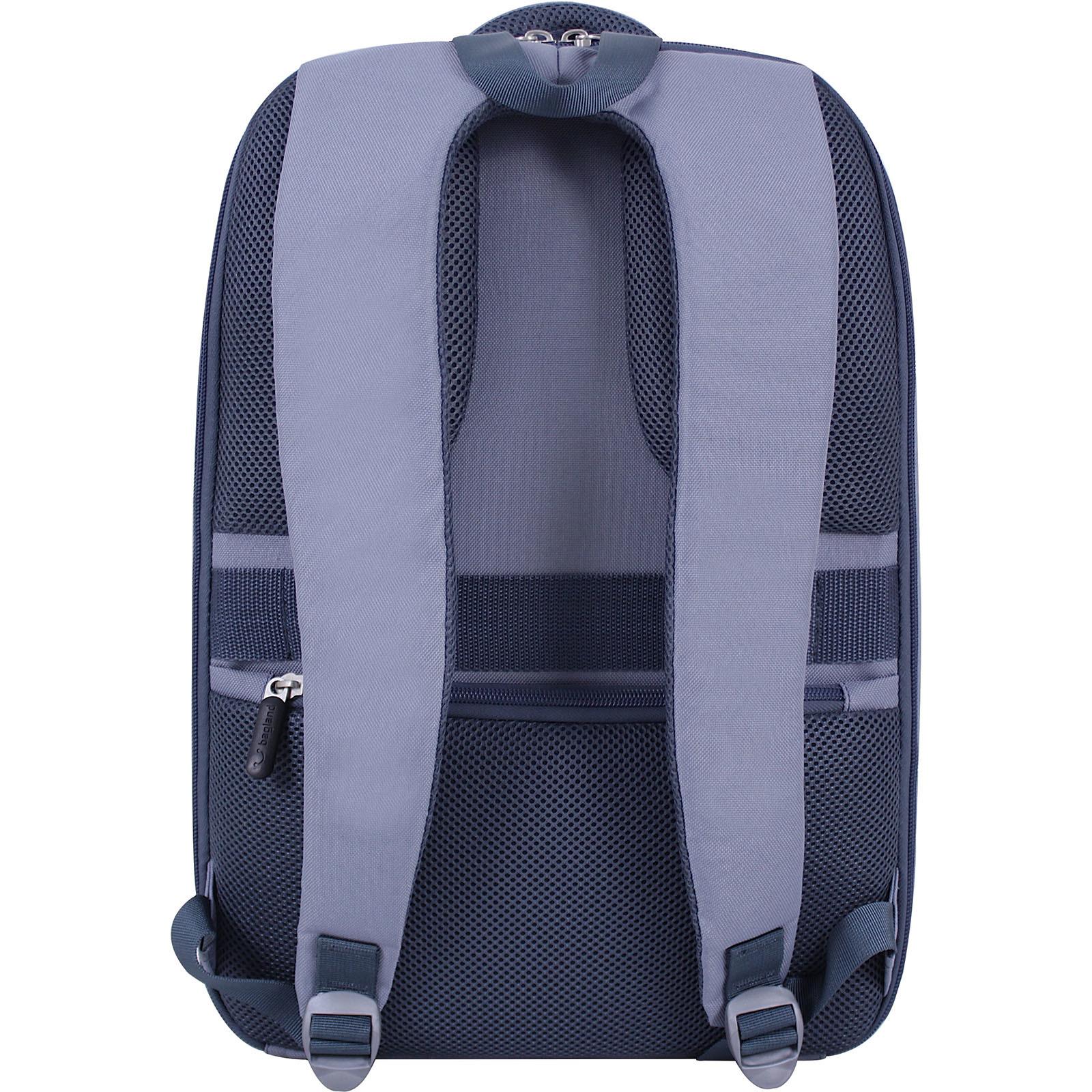 Рюкзак для ноутбука Bagland Shine 16 л. Серый (0058166) фото 3