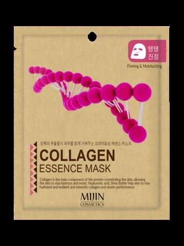 Тканевая маска с коллагеном Mijin Collagen Essence Mask