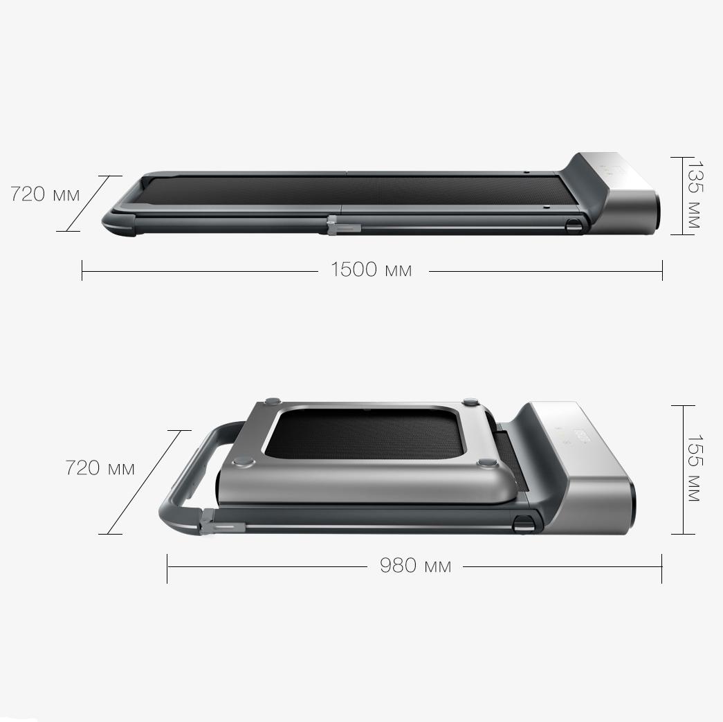 Беговые дорожки Беговая дорожка Xiaomi WalkingPad R1 Pro (GLOBAL) descr_begovaya_dorozhka_xiaomi_walking_pad_r1_pro_4.jpg