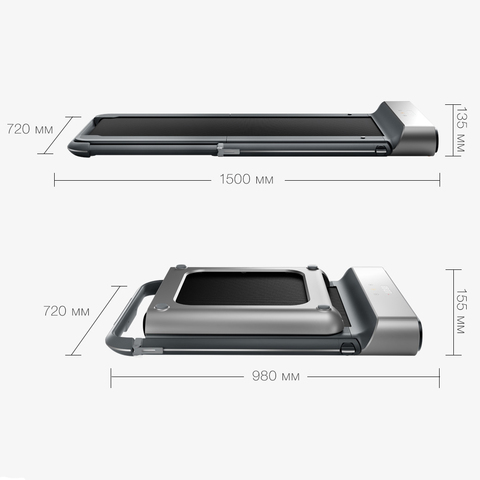 Беговая дорожка Xiaomi WalkingPad R1 Pro (GLOBAL)