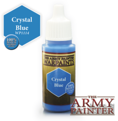 War Paints: Crystal Blue