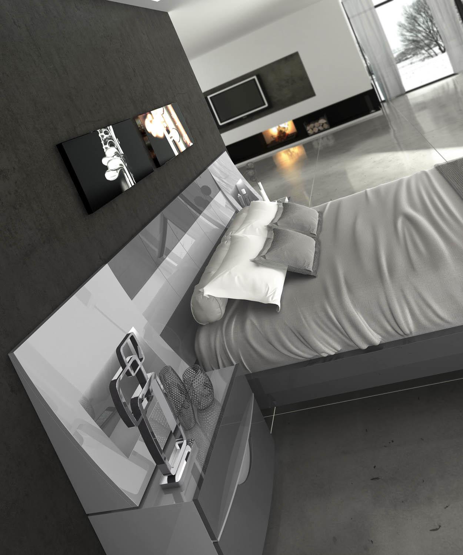 Кровать Fenicia Mobiliario 505 MARBELLA-Arena