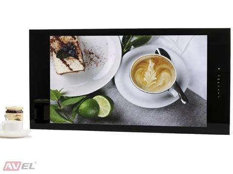 Встраиваемый телевизор AVEL AVS320K (черная рамка)