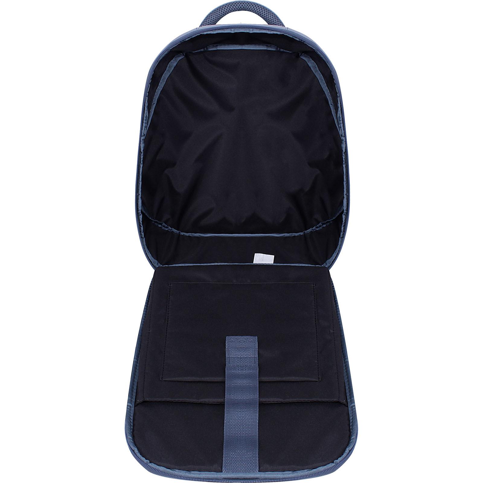 Рюкзак для ноутбука Bagland Shine 16 л. Серый (0058166) фото 4