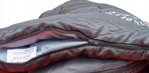 Спальный мешок INDIANA Camper, молния.