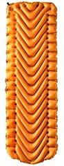 Надувной коврик Klymit Insulated Static V Lite, оранжевый