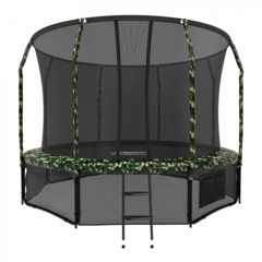 Батут Eclipse Space Military 14FT
