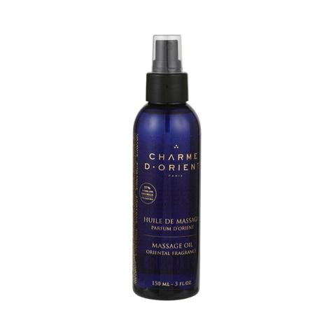 CHARME D'ORIENT | Масло для тела с восточным ароматом / Huile de massage parfum d'Orient - Massage oil Oriental, (150 мл)