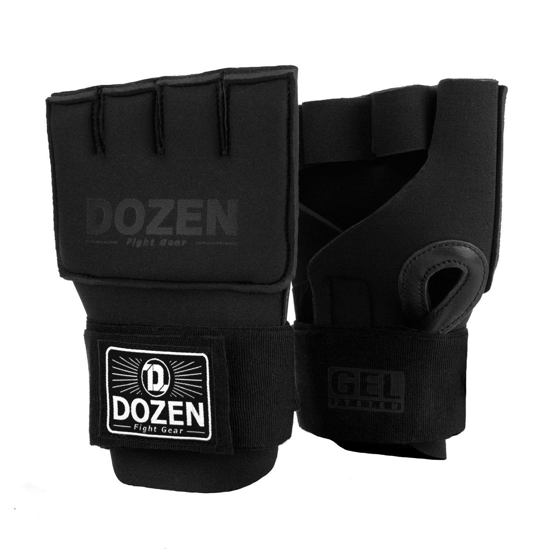 Быстрые бинты черные Dozen Prime Gel главный вид
