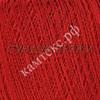 Пряжа Камтекс Денди (Мерсеризованный хлопок-100%) 091 (вишня)