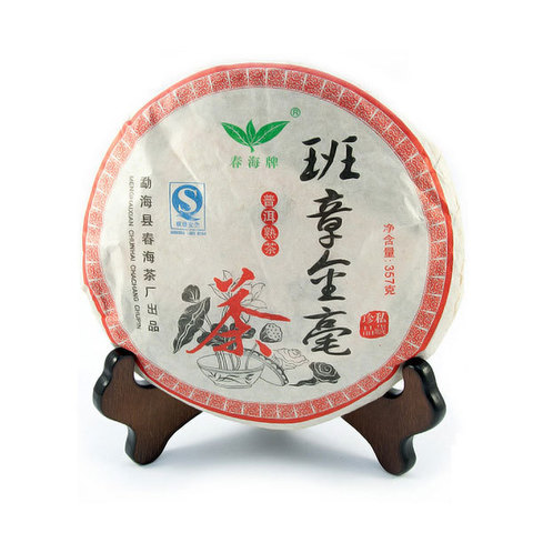Шу Пуэр Банджанг, 2010 год, 357 грамм