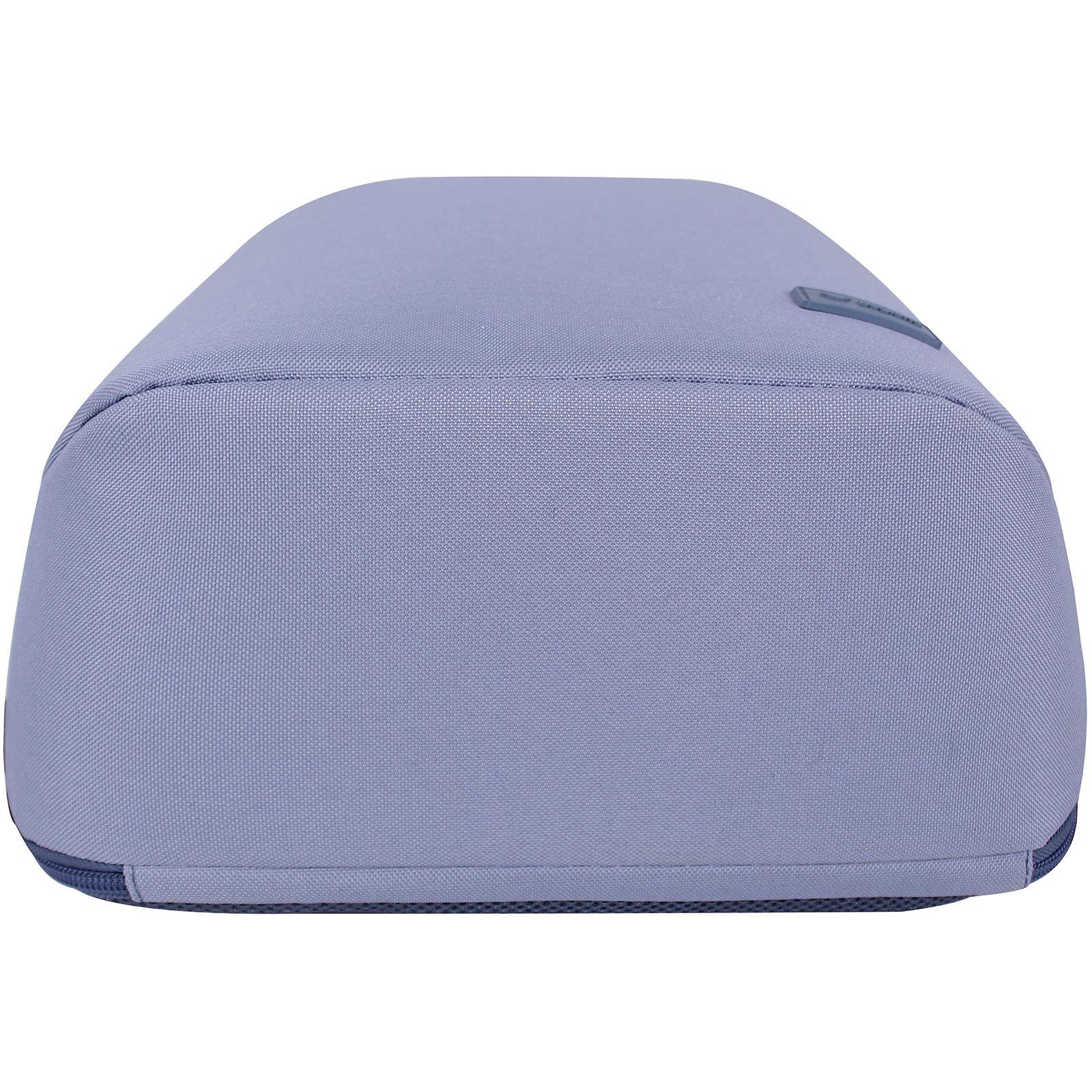Рюкзак для ноутбука Bagland Shine 16 л. Серый (0058166) фото 5