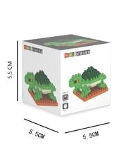 Конструктор Wisehawk Черепаха 60 деталей NO. 2804-7 Turtle Mini blocks