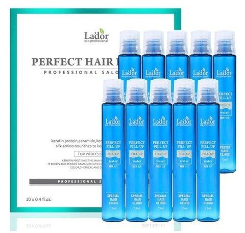 Филлеры для восставновления структуры волоса Lador Perfect Hair Filler