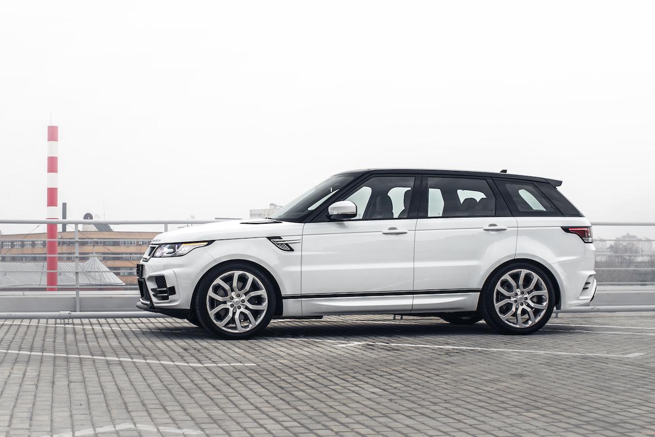 Обвес Ronin Design для Range Rover Sport 2
