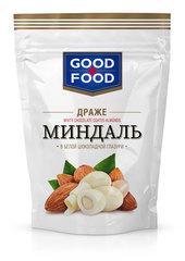 GOOD FOOD Миндаль в белой глазури 150 г
