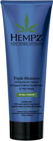 Кондиционер Тройное увлажнение / Hempz Triple Moisture Replenishing Conditioner
