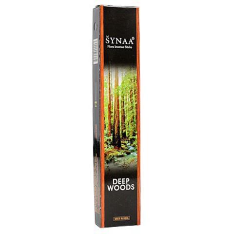 Ароматические палочки Лесная Чаща (Deep wood), Synaa