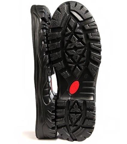 Ботинки кожаные Пилот искусственный мех