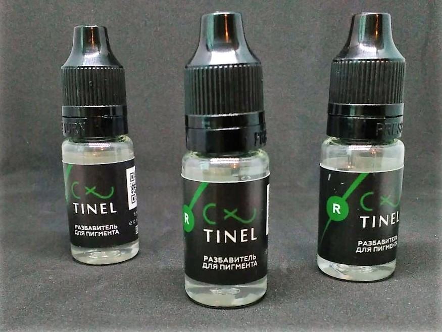 Разбавитель для пигментов Tinel 10 мл