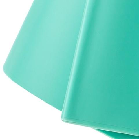 Пленка матовая 20 листов, размер:60х60см, цвет: бирюзовый