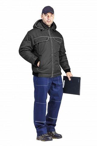 Куртка Тахо демисез. цв.черн.