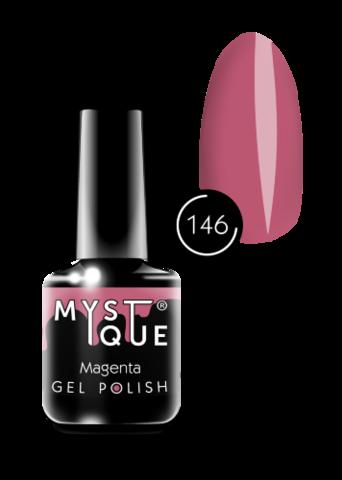 Mystique Гель-лак #146 «Magenta» 15 мл