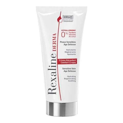 Rexaline Увлажняющий, регенерирующий, успокаивающий крем комфорт DERMA Cream