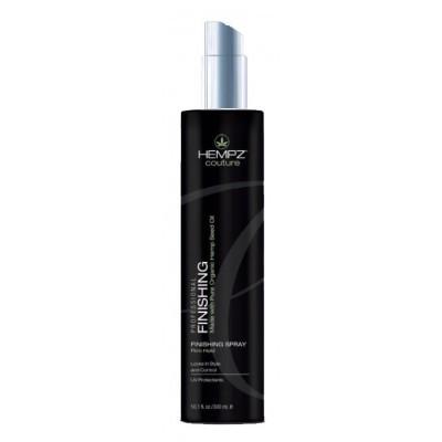 Hempz Couture - Завершающая Линия: Финишный спрей сильной фиксации (Finishing Spray Firm Hold), 300мл