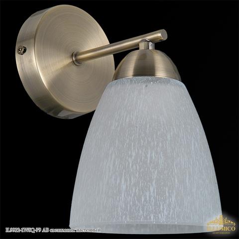IL9922-1WSQ-79 AB светильник настенный