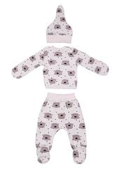 Mini Fox. Комплект для новорожденных 3 предмета, мишки