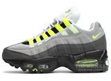 Кроссовки Мужские Nike Air Max 95 Triple Grey Green
