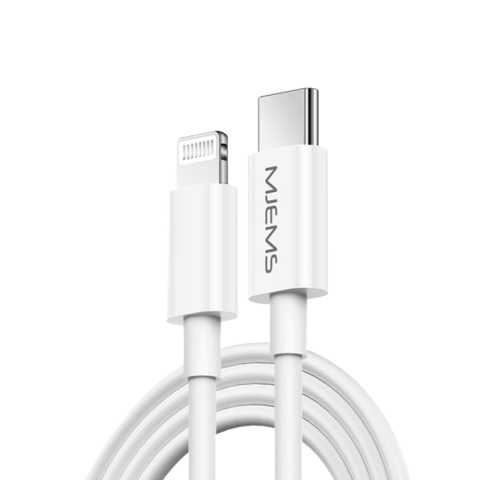 Кабель USB-C MJEMS US-SJ329-1 белый