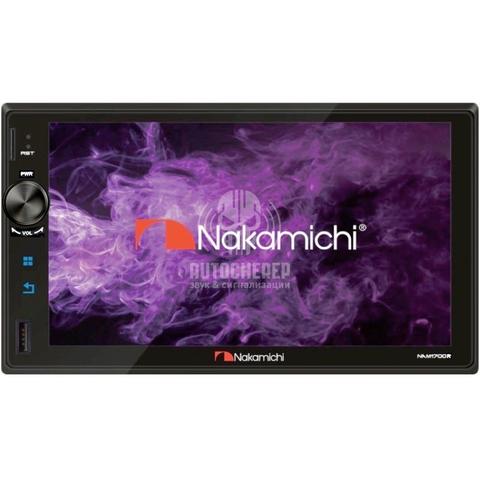 Автомагнитола Nakamichi NAK-NAM1700r