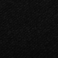 """Коврик влаговпитывающий, ребристый """"TRIP"""" 90*120 см, чёрный"""