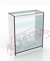 Пр-3 Прилавок торговый стеклянный