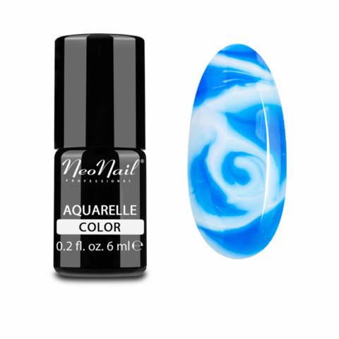 NeoNail Гель-лак акварельный UV 6ml Ocean Aquarelle №5752-1