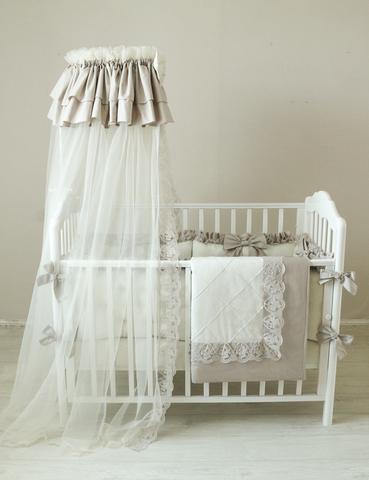 Комплект в кроватку Vintage, на 4 стороны кроватки