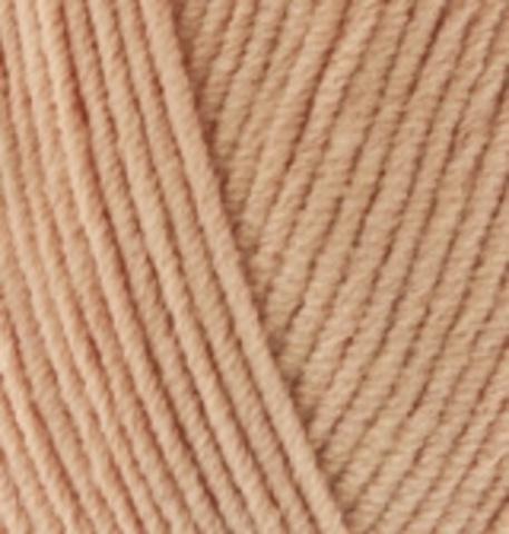 Пряжа Cotton gold (Alize) 446 Пепельная пудра, фото