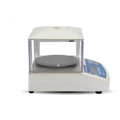 Весы лабораторные/аналитические Mertech M-ER 122АCFJR-300.005 Accurate, LCD, АКБ, 300гр, 0,005гр, Ø123 мм, с поверкой, высокоточные