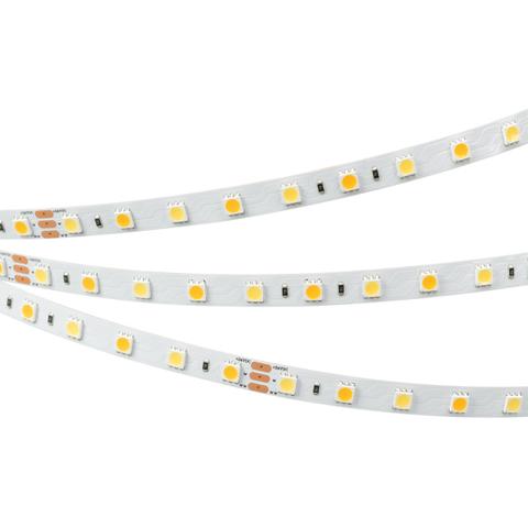 Светодиодная лента RT 6-5000 24V White-MIX 2x (5060, 60 LED/m, LUX) (ARL, 14.4 Вт/м, IP20)
