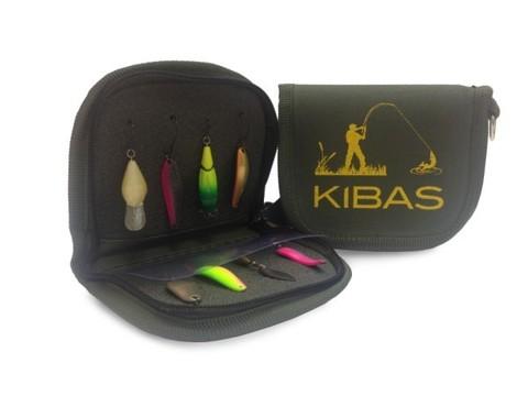 Кошелек Kibas для блесен размер S
