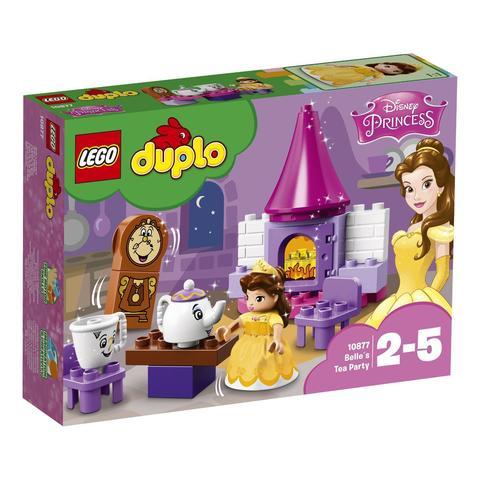 LEGO Duplo: Чаепитие у Белль 10877 — Belle's Tea Party — Лего Дупло