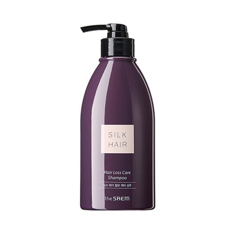 The Saem Silk Hair Hair Loss Care шампунь против выпадения волос