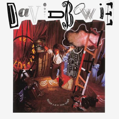 David Bowie / Never Let Me Down (LP)