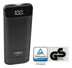 Powerbank 12800mA LCD
