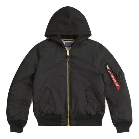 Куртка Alpha Industries MA-1 Natus W Black